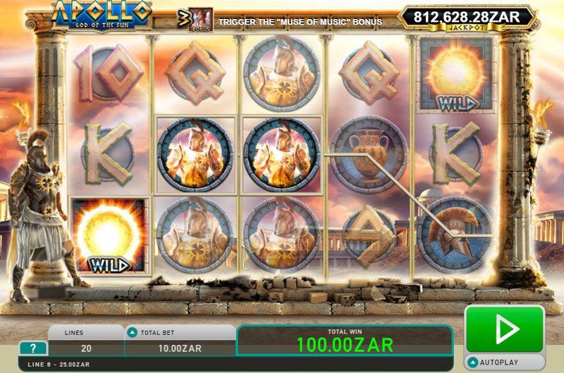 Jackpot games win money