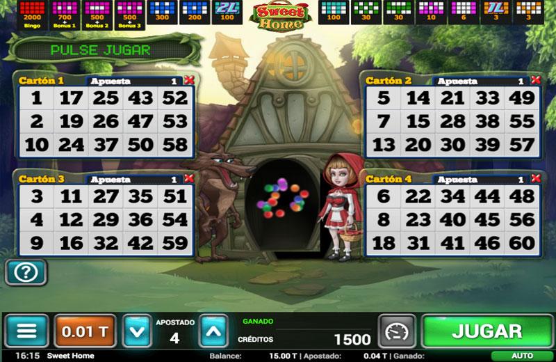 Spiele Sweet Home Bingo - Video Slots Online