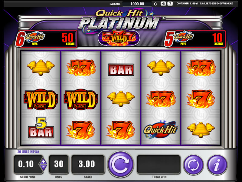 Quick hit slot machines online free
