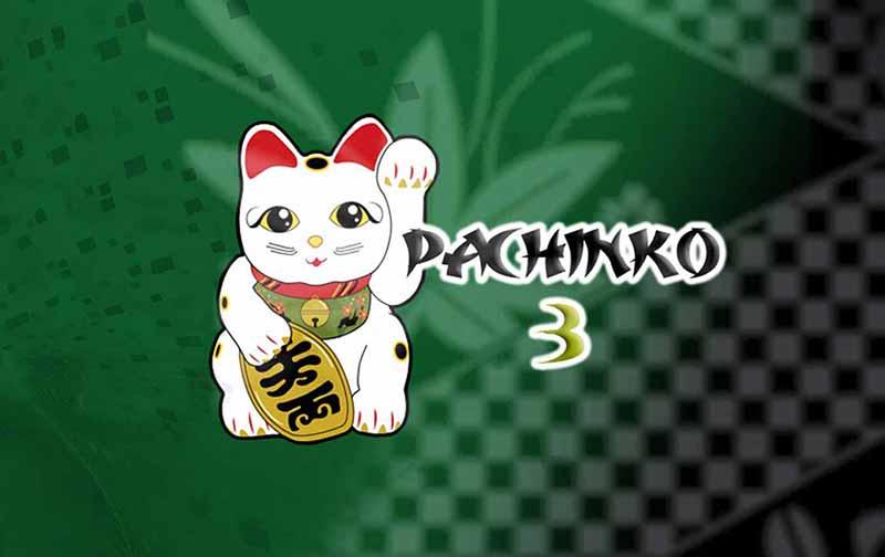 Bolas gratis com o gatinho da pachinko