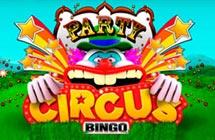 Party circus bingo