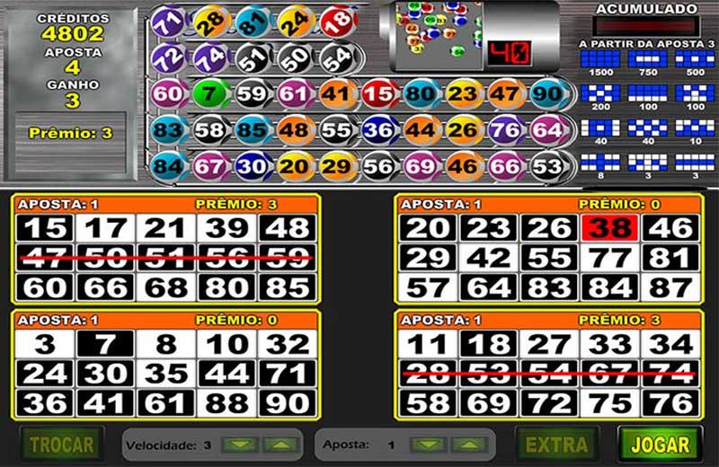 bingo jogar gratis online
