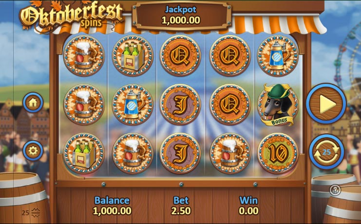 oktoberfest casino