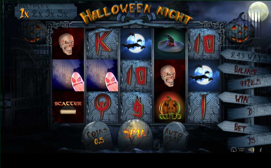 Spiele Halloween Horrors - Video Slots Online